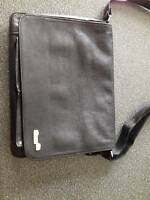 Leather computer bag, very nice and great quality NEW