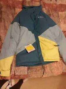 Very Good Condition Columbia Snow Jacket Size 14 or Women's XS/S