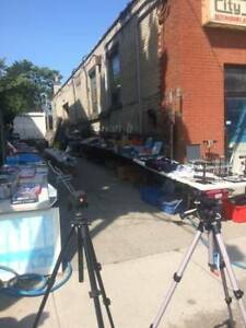 Camera accessories and large lot of Photographic & optic related