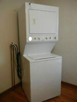 apartment size stackable washer dryer kenmore apartment size stackable