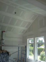 Drywall And Plaster Restorations