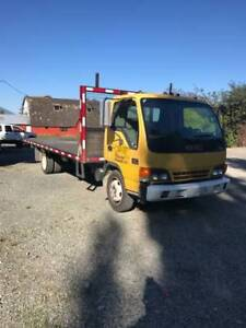 2002 GMC Other gmc w5500 20ft flat deck 3 TON! Other