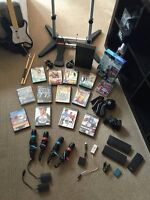 Sony PlayStation 2 with Rockband and more!