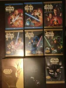 Star Wars I-VI DVD
