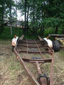 looking for a boat trailer 20ft to 25ft tandem