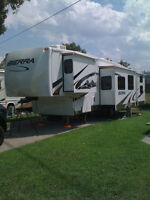 New Price -  2010 Forest River Sierra 355QBQ