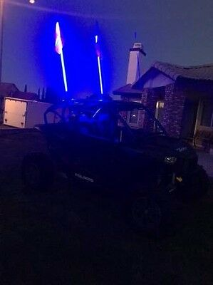 4 ft led whip, Offroad lights