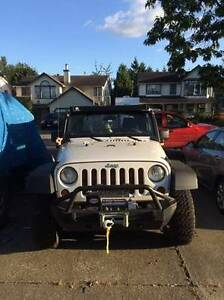 ***REDUCED*** 2013 Jeep Wrangler sport 2DR