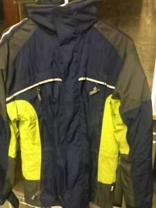 Ski Jacket Mens Coat