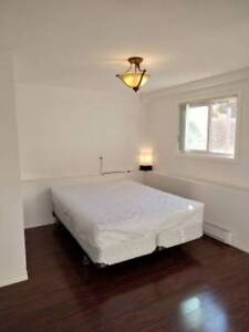 3 Bedroom Basement Suite for Sublet (May 1-Sept. 1) -Gordon Head