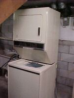 Maytag Stacker washer and dryer (when may tag was good)