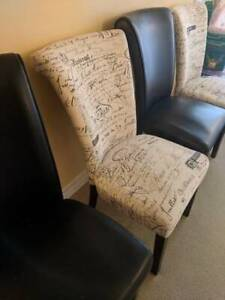 Dining Chairs for Sale - Moving Sale
