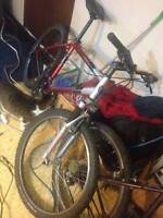 21 speed Gary Fisher mountain bike perfect working condition