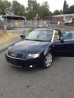2003 Audi Cabriolet a4 Convertible