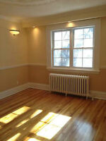 2 BDR-PERCY AND FIRST AVENUE-CARLETON UNIVERSITY-GLEBE / CANAL-