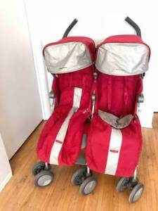 Maclaren Double Stroller For Sale