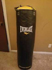Selling Punching Bag (4 months old - in perfect condition)