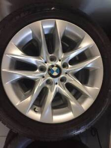 BMW wheels and Tires RUNFLAT 225/50 R17 NEW ORIGINAL