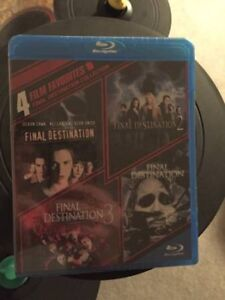 The Final Destination Collection on Blu- Ray