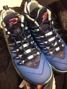 Air Jordan CP3  size 12 Runners Basketball Shoes