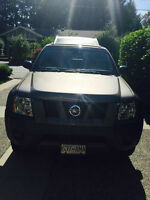 2005 Nissan Xterra SUV,  very clean,low milage 104000 km.
