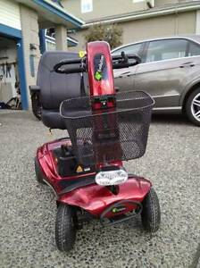 Mobility Scooters Evolution Safari Lite 4000-electric wheelchair