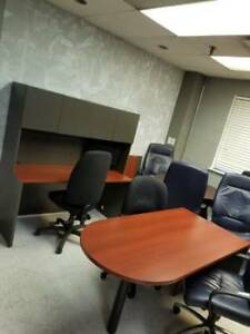 New and Used Office Furniture , Lockers , Shelving , Cabinets