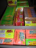 CHEAP Wacky Packages ANS collection cards: sealed boxes and sets