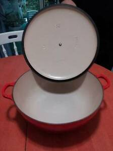 Le Creuset Braiser, 7.25L, Brand New, a perfect gift, don't miss West Island Greater Montréal image 2