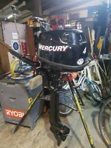 Mercury Outboard Motor long leg for boats $799