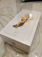 *Unlocked* iPhone 6s Gold 16gb