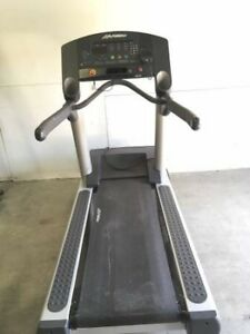 Life Fitness CLL Commercial Treadmills for sale