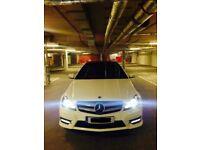 Mercedes-Benz, C CLASS, Coupe, 2011, Semi-Auto, 1796 (cc), 2 doors