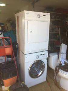 Kenmore Stacking washer / dryer apartment size