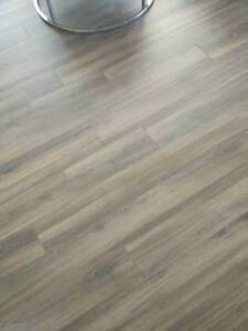 12mm laminate flooring - 110 sf for $100