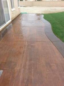 Concrete and pavers installation, free quote