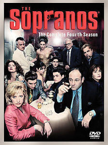 The Sopranos - The Complete Fourth Season DVD Set