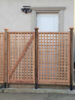 Fence installation 10 % off call today