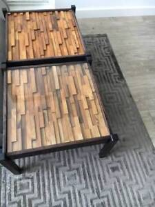 2 Percifal Lafer Tables