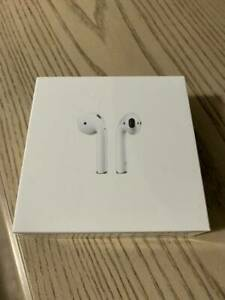 Airpods 1st Gen - Brand New & Sealed - $140