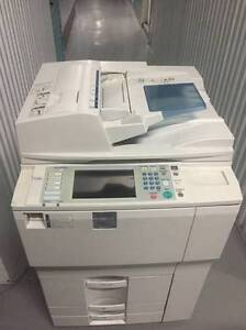 OFFICE PRINTERS, PAPER CUTTER, PLOTTER - PRINTING SHOP MACHINERY