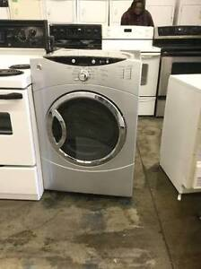 "GE GREY FRONT LOAD 27"" GORGEOUS DRYER"