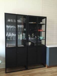 Crate and Barrel Cabinets  (2 available)