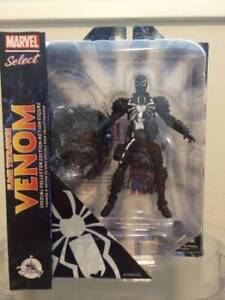 Marvel Venom Flash Thompson Action Figure - Marvel Select