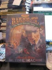 Time Machine Sherlock Holmes 221B Baker St. Master Detective