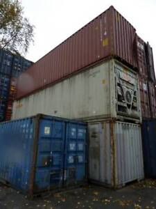 20 ft & 40 foot Cheap Shipping Containers