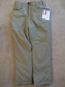 Kids Ripzone Core Snow Pants Size L New with tags o