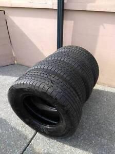 **** Goodyear Wrangler SR-A 265 70 R17 M&S Tires ****