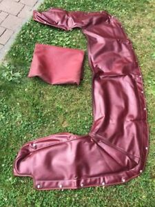 1964 Ford Fairlane Convertible Top Boot Cover