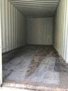 20' Used Shipping Containers - CALL TODAY